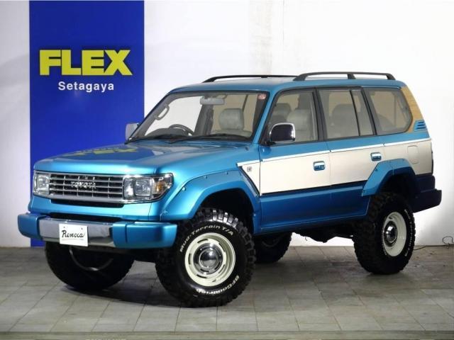 トヨタ 2.7 TX 4WD LTD RENOCAカスタム