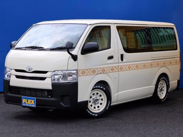 トヨタ 2.0 DX ロング オリジナル内装カスタム車