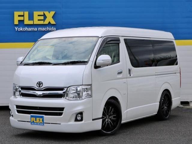 トヨタ 2.7 GL ロング ミドルルーフ パーソナル