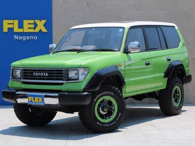 トヨタ TX FLEXオリジナルカスタム カラーボム