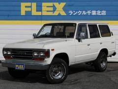 ランドクルーザー604.0 GX 4WD ロールーフ 観音ドア ガソリン車
