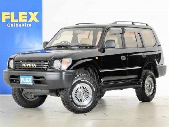 トヨタ 3.4 TX 4WD