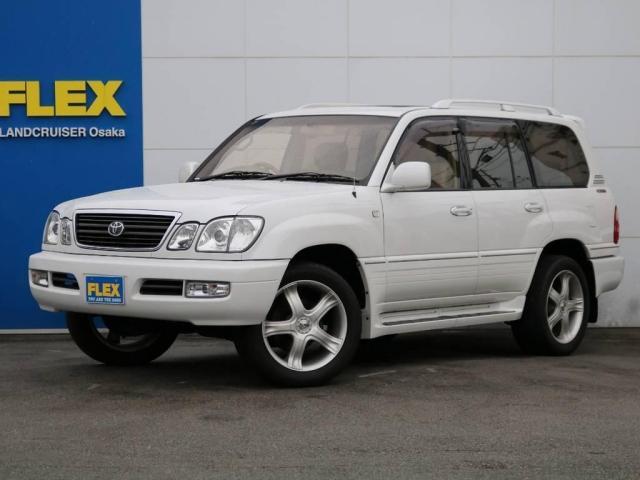 トヨタ 4.7 50thアニバーサリーエディション 4WD