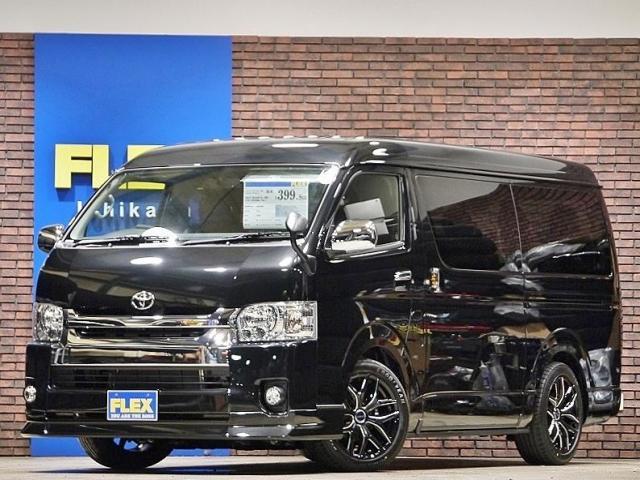 トヨタ 2.7 GL ロング ミドルルーフ 4WD Ver.1