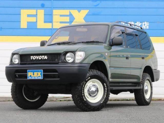 トヨタ 2.7 TX リミテッド 4WD