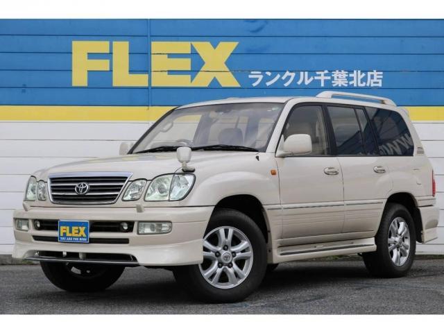 トヨタ 4.7 4WD マークレビンソン フルエアロ