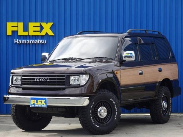 トヨタ 2.7TX リミテッド 4WD アメリカンクラシック