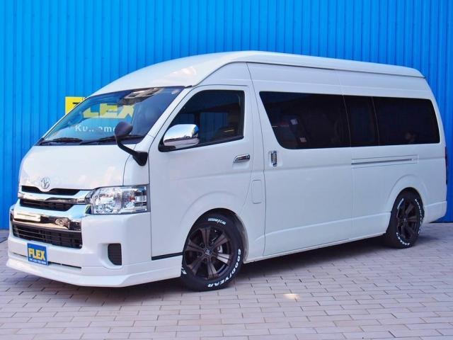 トヨタ 3.0 GL ディーゼルターボ アレンジST LONG