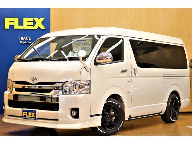 トヨタ GL4WDフレックスオリジナル内装架装ver1