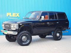 ランドクルーザー604.0 VX DT 4WD 平屋根・ナロー換装・全塗装済み