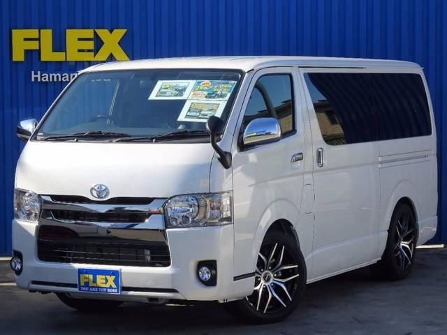 トヨタ FLEXオリジナル内装架装アレンジFU-Nスライドレール