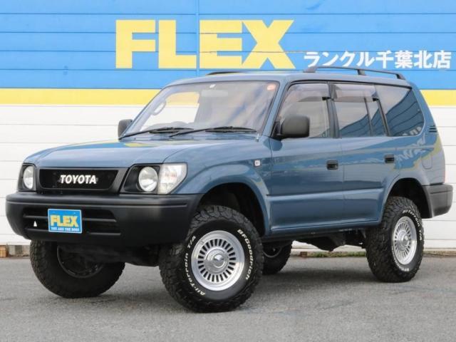 トヨタ 3.4 TX 4WD 丸目 ナローボディー 2インチUP