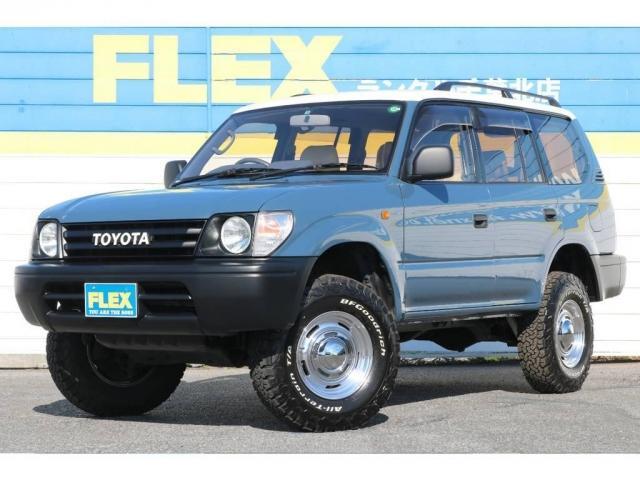 トヨタ 3.4 TX 4WD 丸目 2インチUP