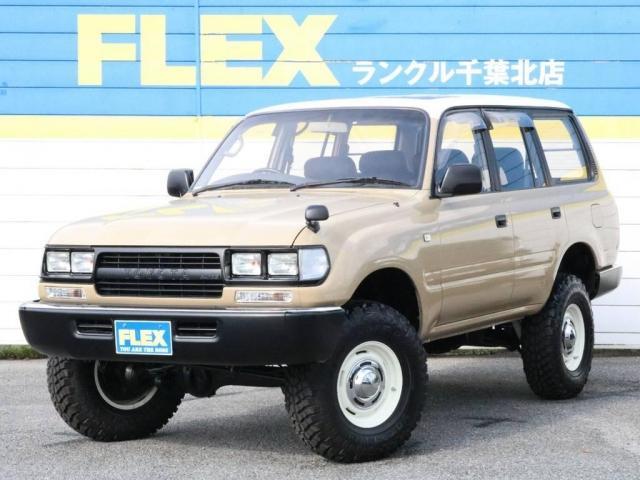 トヨタ 4.2 VXリミテッド ディーゼルターボ 4WD