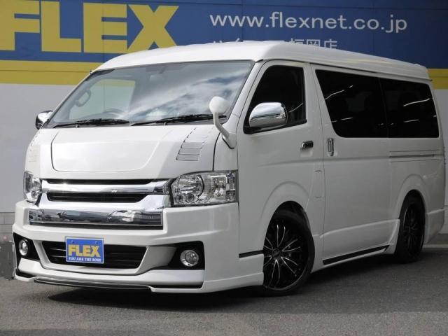トヨタ 2.7 GL ロング ミドルルーフ EXIST