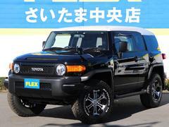 FJクルーザー4.0 ブラックカラーパッケージ 4WD 新車未登録車 2イ