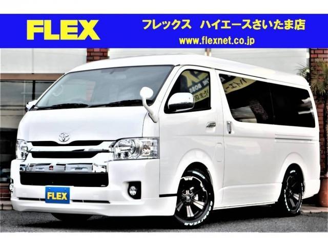 トヨタ 2.7 GL ロング ミドルルーフ ver.2 テーブル付