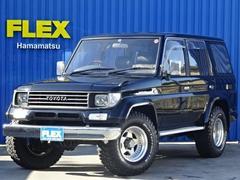 ランドクルーザープラド3.0 SXワイド ディーゼルターボ 4WD ブラックオール
