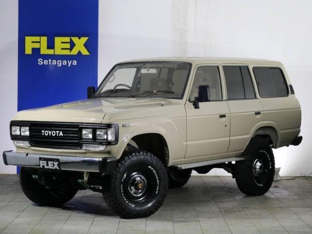 トヨタ 4.0 VX ハイルーフ 4WD