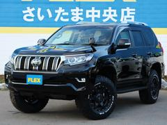 ランドクルーザープラド2.7 TX 4WD 自動ブレーキ付き新型 7人乗り