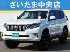 ランドクルーザープラドTX トヨタセーフティ付き新型 7人乗りガソリン車