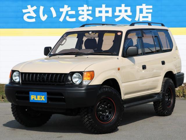 トヨタ 2.7TX 丸目ナロークラシック Newベージュ サンルーフ
