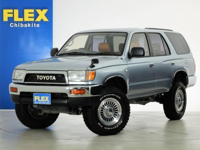 トヨタ 3.4 SSR-G 4WD USナロー仕様 2インチUP