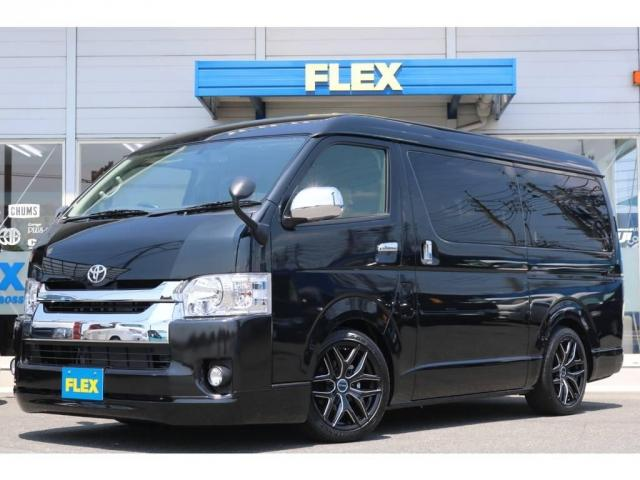 トヨタ 2.7 GL ロング ミドルルーフ 床張りパッケージ