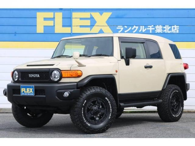 FJクルーザー(トヨタ) ベースグレード 中古車画像