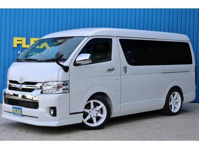 トヨタ 2.7 GL TSS付き シートアレンジラウンジ5α