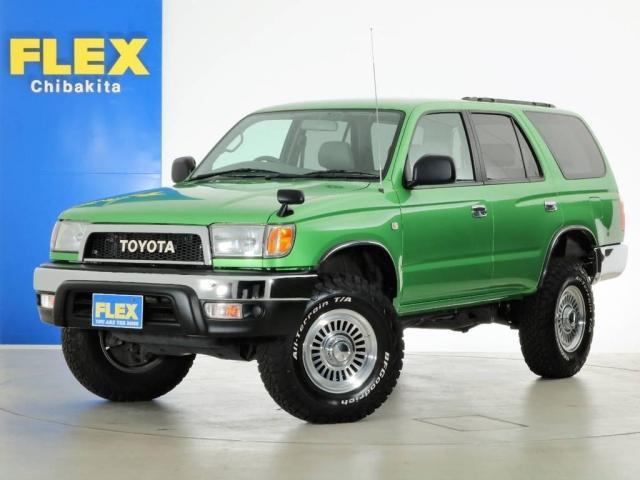 トヨタ 2.7 SSR-X 4WD US仕様ナローボディ