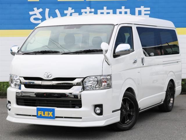 トヨタ 2.7 スーパーGL ワイド 4WD バージョン4内装架装