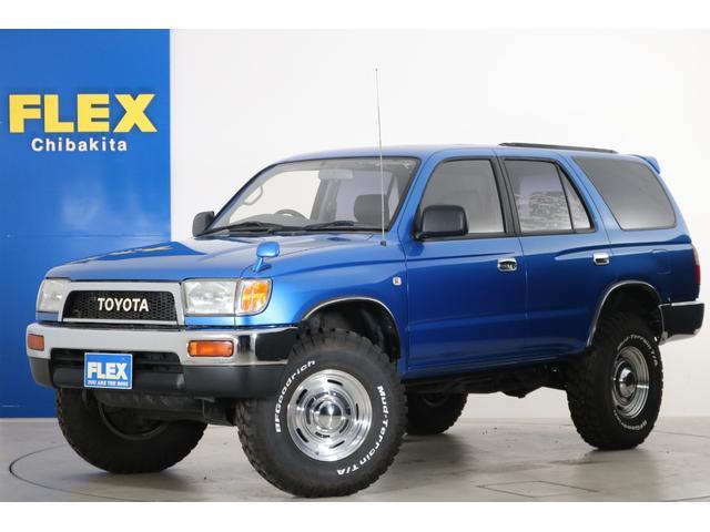 トヨタ 2.7 SSR-X ワイドボディ 4WD ナロー US仕様