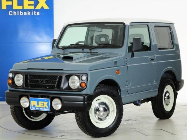 スズキ 660 XL 4WD オートマ DEAN16インチホイール