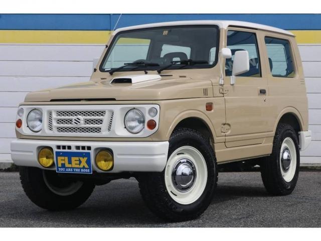 スズキ 660 ランドベンチャー 4WD オートマ DEANホイール