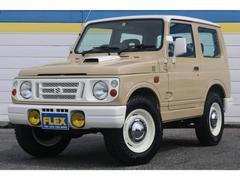 ジムニー660 ランドベンチャー 4WD オートマ DEANホイール
