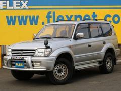 ランドクルーザープラド2.7 TX 4WD 特別プライス 期間限定販売