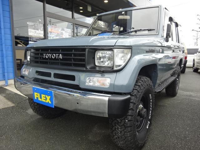 トヨタ 3.0 SXワイド ディーゼルターボ 4WD フルオリジナル