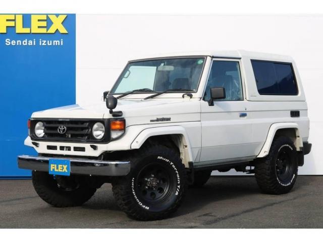 トヨタ ZX ディーゼル デフロック ジムライン16AW KM2