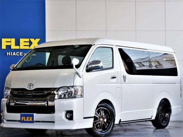 トヨタ 2.7 スーパーGL ワイド 4WD FU-W内装架装