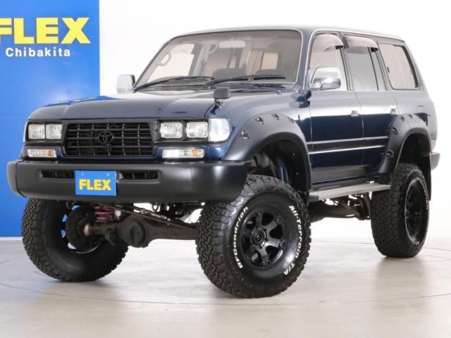 トヨタ 4.5 VX 4WD 3インチUP FUEL16インチAW