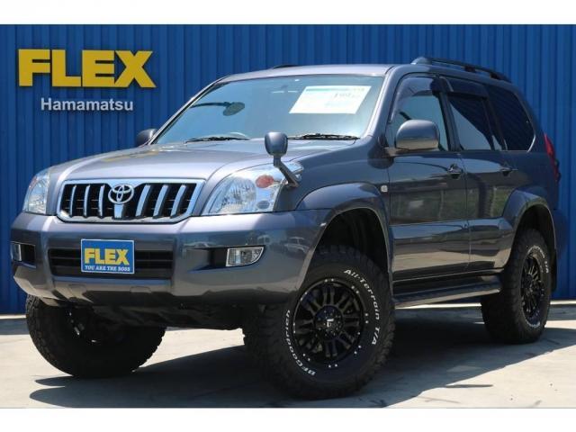 2.7 TX 4WD サンルーフ 走行6万km(1枚目)