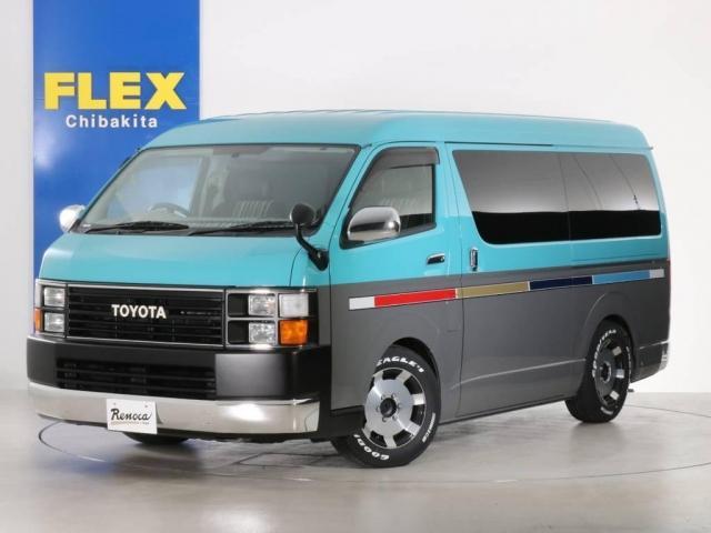 トヨタ 2.7 スーパーGL ワイド ミドルルーフ ロングボディ C