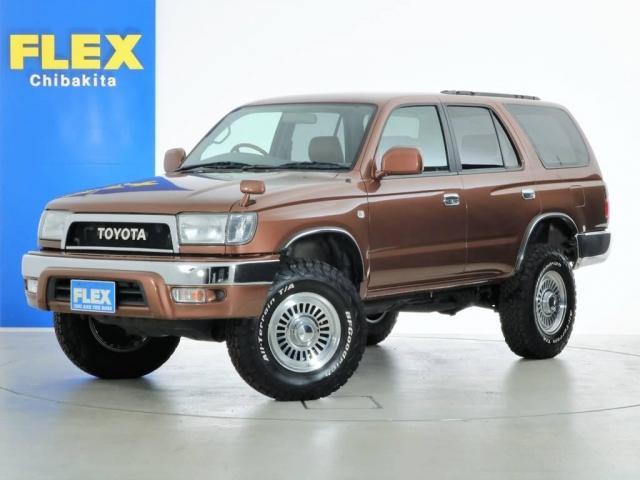 トヨタ 3.4 SSR-X 4WD ナロー 2インチUP US仕様