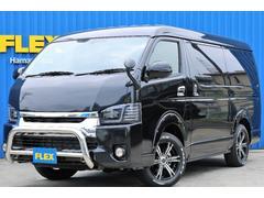 ハイエースワゴン4WD フレックス内装架装Ver1