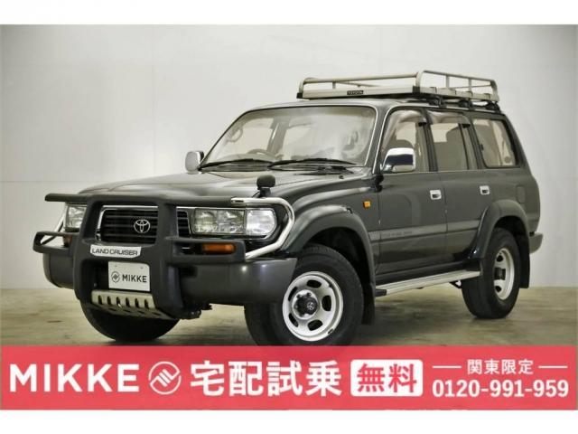 トヨタ 4.5 VX 4WD 最終型5MT1オーナー