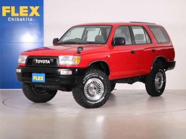 トヨタ 2.7 SSR-V ワイドボディ 4WD US仕様 2インチ