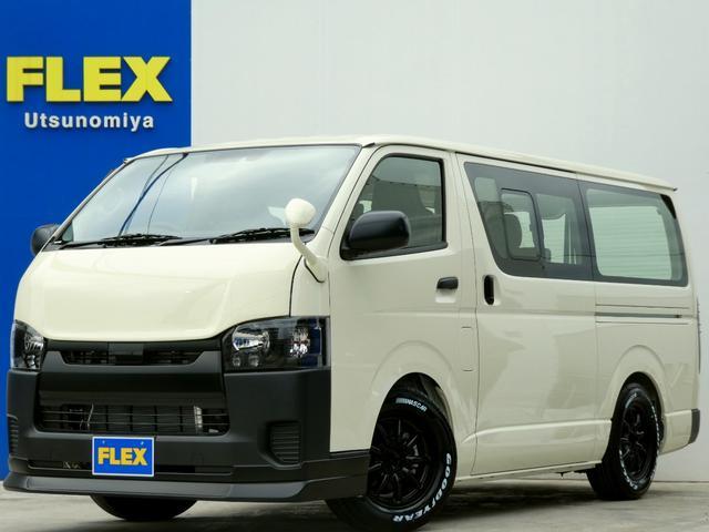 トヨタ 2.8 DX ロング ディーゼル TSS スポーツライン
