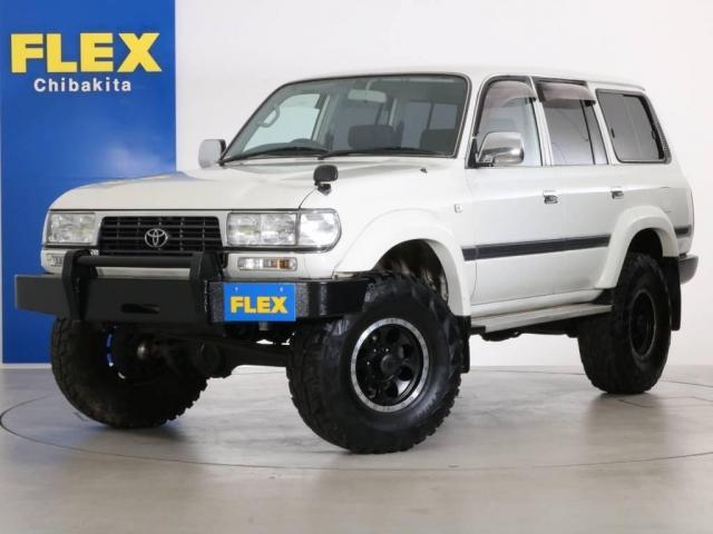 トヨタ 4.5 GX 4WD