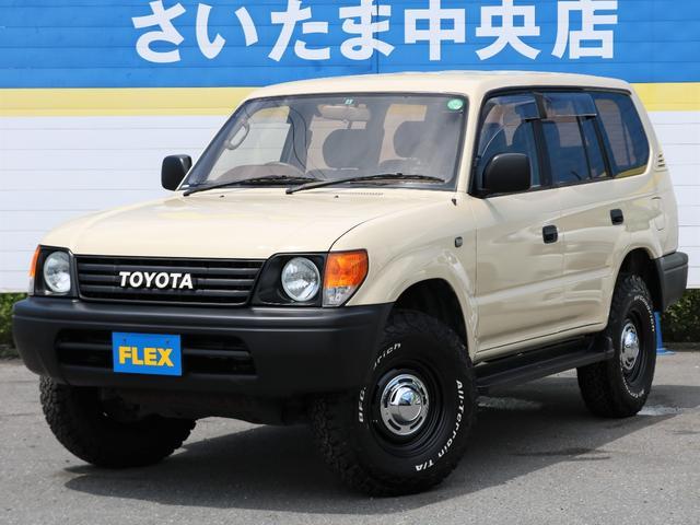 トヨタ 2.7 TX 丸目ナロークラシック 茶内装 新品ナビ